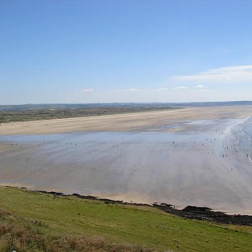 North Devon's Sandy Beaches