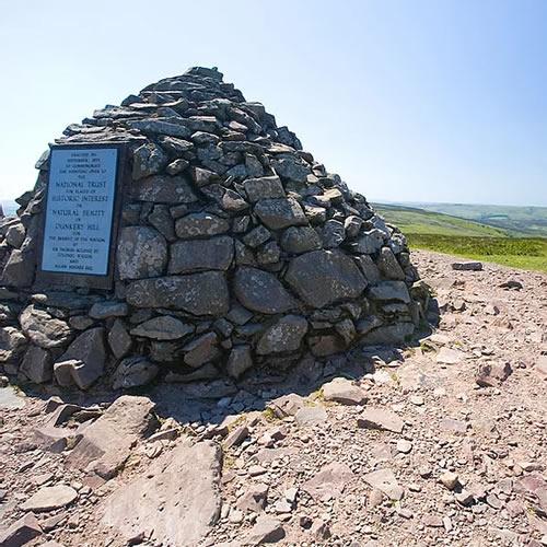 Climb Dunkery Beacon