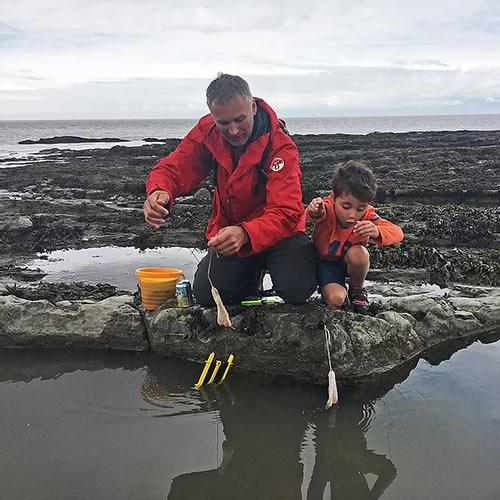 Crabbing and Crayfishing
